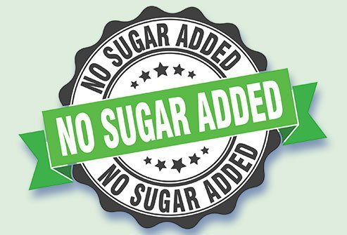 Are no-sugar-added foods healthy? They may not be, depending on how they are sweetened.