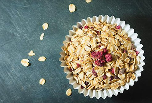 Oatmeal is a solid health food choice, but the instant variety is often too sugary.
