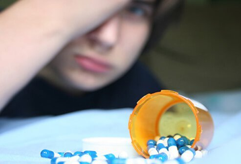 After marijuana, tobacco, and alcohol, prescription medications are the substances most commonly abused by teens.