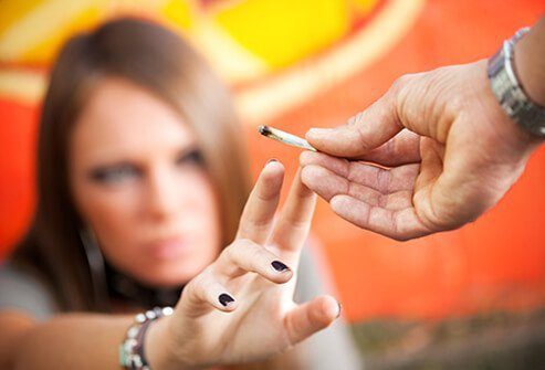 Marijuana is, by far, the most common illegal street drug abused by teens.