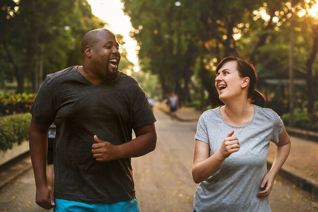 Physical activity in the early evening can be helpful.