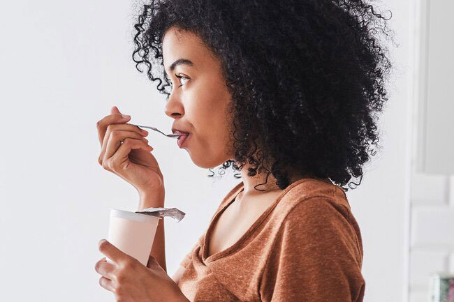 If you notice you're overeating at night, it could be because you haven't eaten enough during the day.