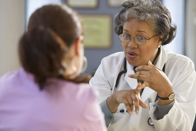 Even if surgery and other treatments get rid of your thyroid cancer cells, you'll need to go back to the doctor to check if the cancer has returned.