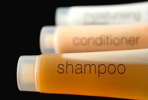 Healthy hair shampoo is not enough for healthy hair.