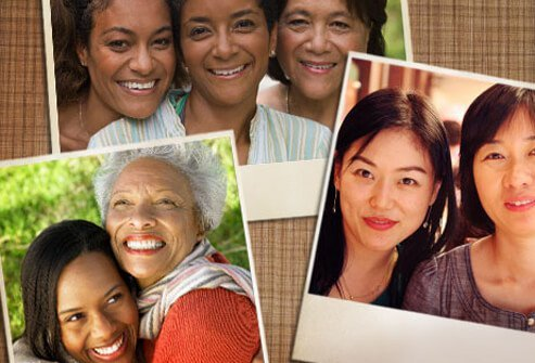 Lupus can affect people of either gender or any ethnic background.