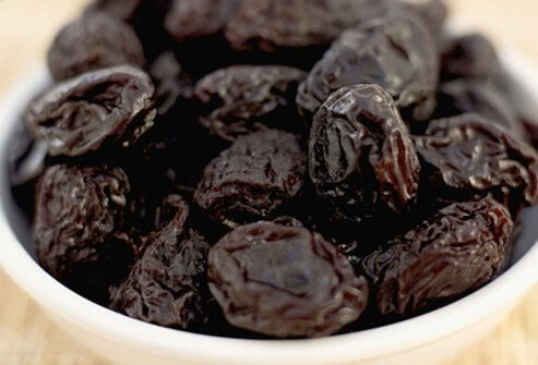 Bowl of Prunes.