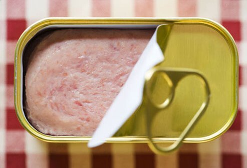 Can of Processed Meat.