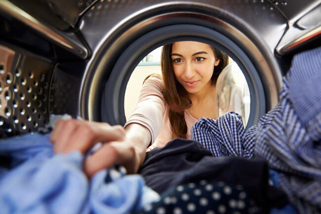 Warm your clothes in the dryer before getting dressed in the morning.