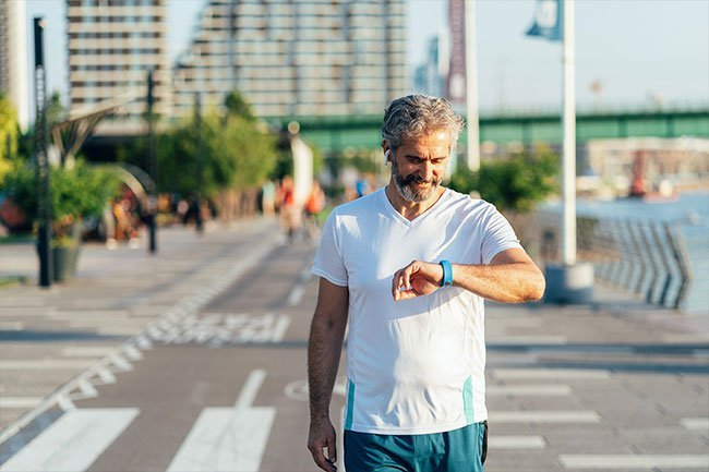Research shows that physical activity is good for your immune system.