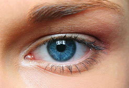 Uveal melanoma is more common in those who have blue, green, or gray eyes.