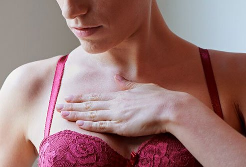 Some women report less breast pain when they eliminate caffeine.