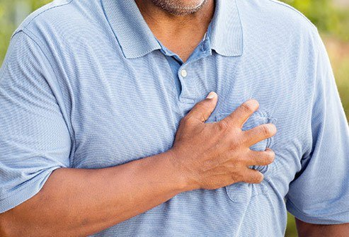 When enough plaque builds up, or a clump of it comes loose, to completely block an artery to your heart, it can cause a heart attack.