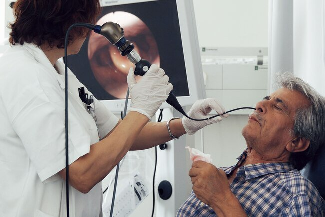 A doctor can give you tests to diagnose loss of smell and taste.