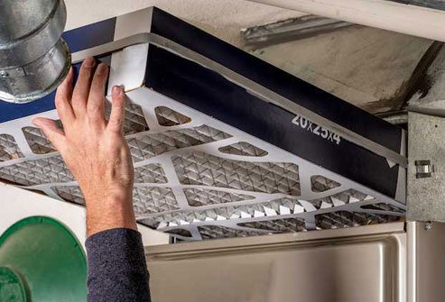 Your HVAC system's filters should come with instructions that tell you how often to replace them.