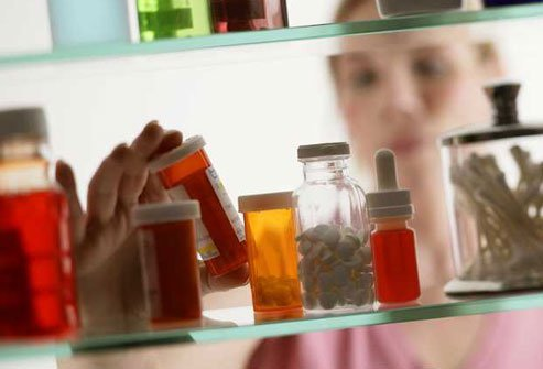 Manufacturers are required to put expiration dates on their meds.