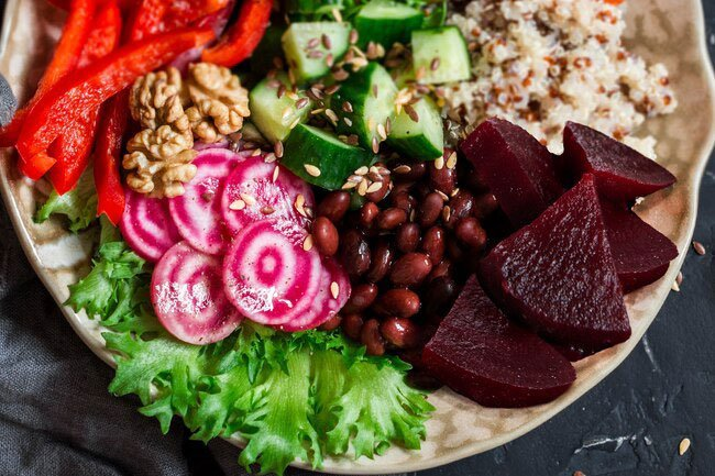 Studies show that beans can lower your LDL (bad) cholesterol.