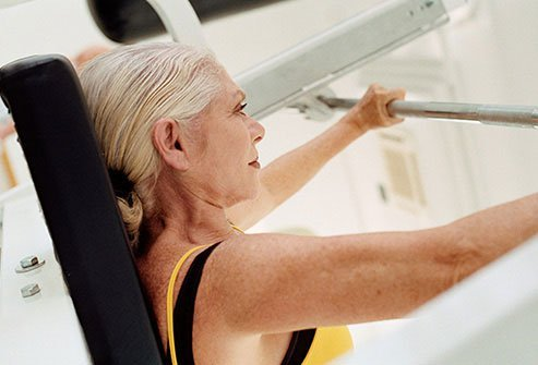 You might hurt on both sides of your head while you exercise hard or after you're done.