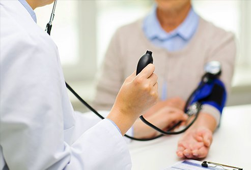 Blood pressure monitors are a vital tool in the yearly physical exam.