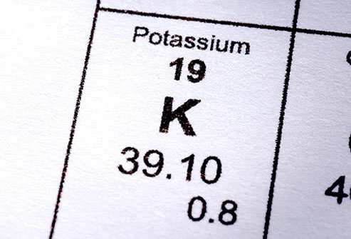 Potassium is necessary to maintain proper nerve, cell, and muscle function.