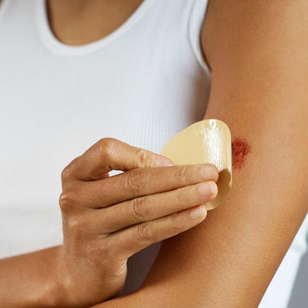 What if you could detect and treat bacterial skin infections quickly with a bandage?