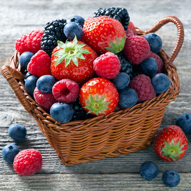 Healthy Eating: Berries and Their Health Benefits