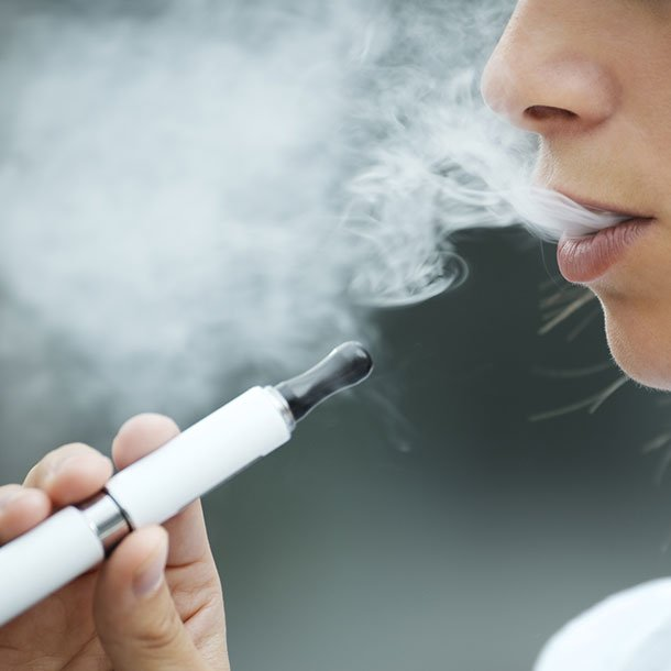 The FDA banned the sale of flavored vaping oils Thursday