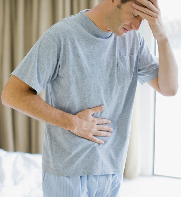 Stomach Flu Condition